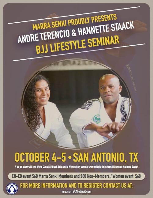 Flyer San Antonio 2014